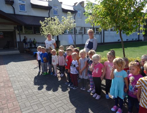 Próbna ewakuacja przedszkola – ćwiczenia